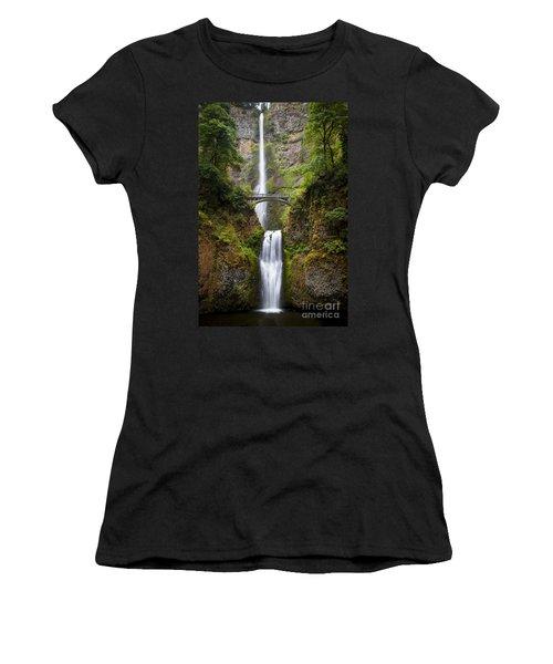 Multnomah Falls Women's T-Shirt