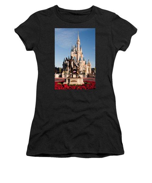 Partners 2 Women's T-Shirt (Athletic Fit)