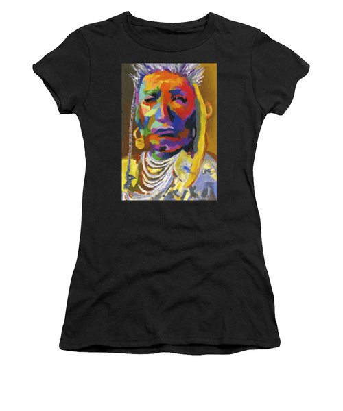 Proud Native American II Women's T-Shirt (Athletic Fit)