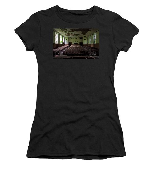 Rear View Women's T-Shirt