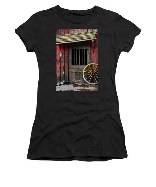 Rural Western Women's T-Shirt
