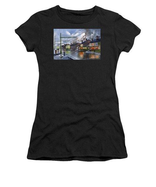 Salop Street Dudley C 1950 Women's T-Shirt