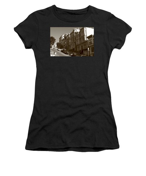 San Francisco Hills  Women's T-Shirt