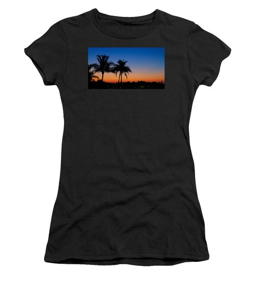 Sanibel Island Florida Sunset Women's T-Shirt