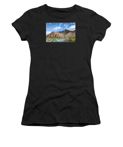 Shoshone River Women's T-Shirt (Athletic Fit)
