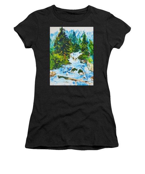 Spring Run-off Women's T-Shirt