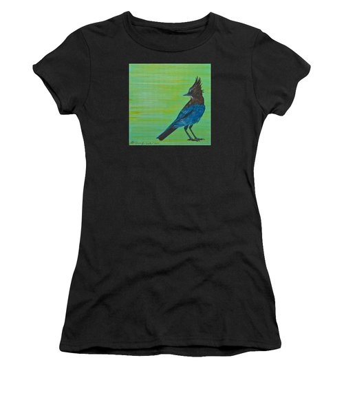 Stellar Jay Women's T-Shirt