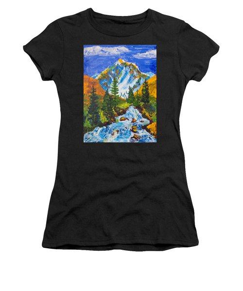 Taylor Canyon Run-off Women's T-Shirt