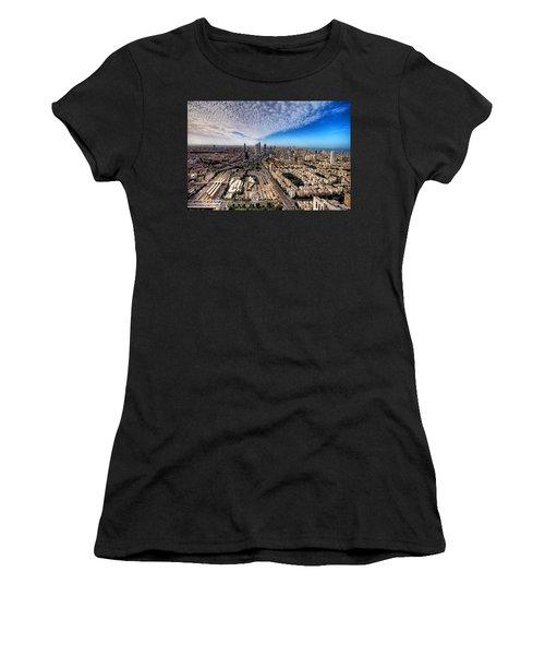 Tel Aviv Skyline Women's T-Shirt