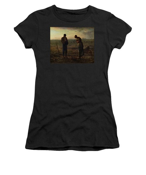 The Angelus Women's T-Shirt (Athletic Fit)