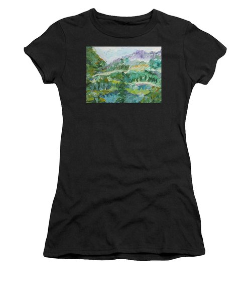 The Great Land Women's T-Shirt (Athletic Fit)