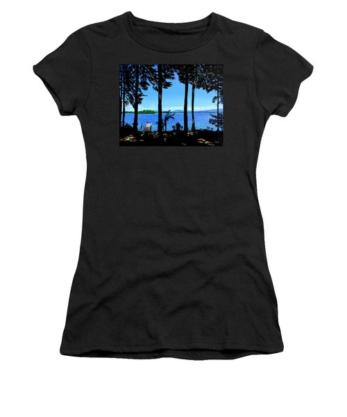 The Lake Women's T-Shirt