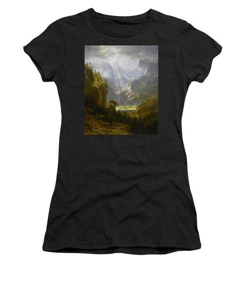 The Rocky Mountains Lander's Peak Women's T-Shirt