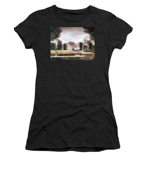Through The Cornfield Women's T-Shirt