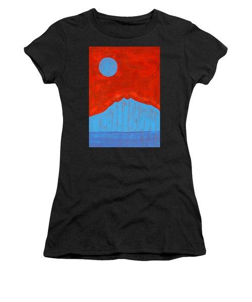 Tres Orejas Original Painting Women's T-Shirt