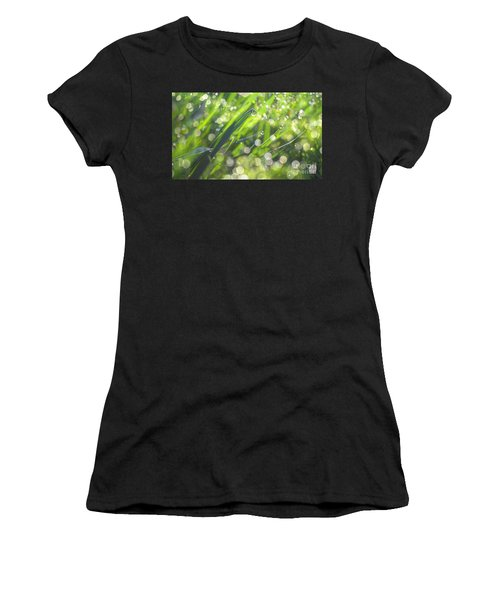 Where The Fairies Are Women's T-Shirt (Athletic Fit)