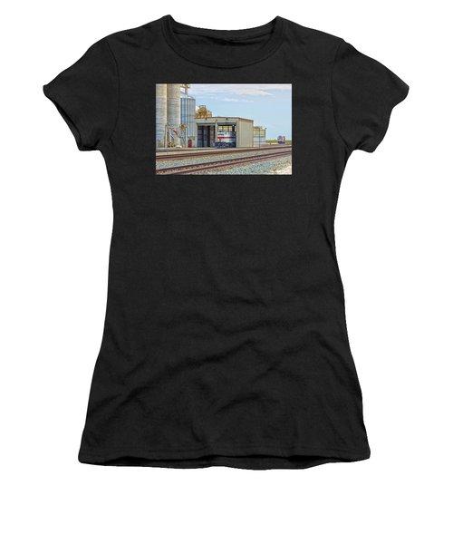Foster Farms Locomotives Women's T-Shirt