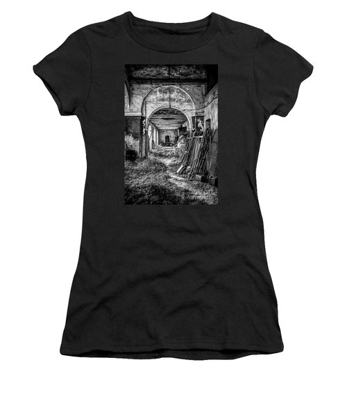 Abandoned Villa Women's T-Shirt
