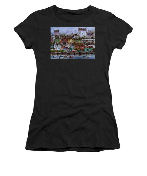 107 Windows Of Kinsale Co Cork Women's T-Shirt