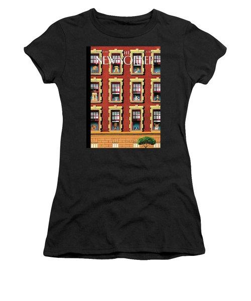 Hot Dogs Women's T-Shirt
