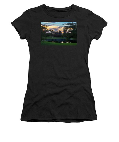 15th Green At Hollybrook Women's T-Shirt