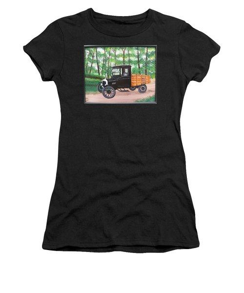 1925 Model T Ford Women's T-Shirt