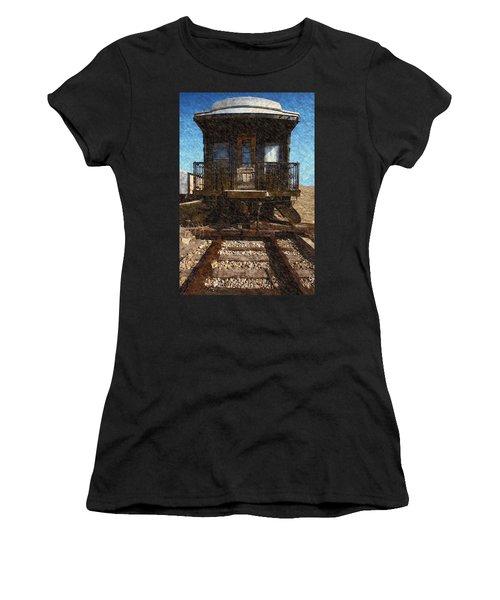 1926 Santa Fe Superintendent's Car  Women's T-Shirt