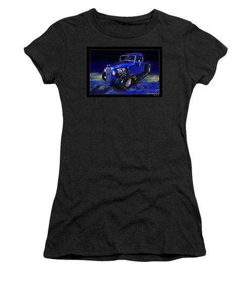 1937 Chevrolet Pickup Truck Women's T-Shirt