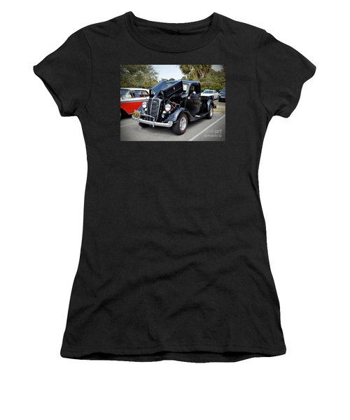1937 Ford Pick Up Women's T-Shirt (Athletic Fit)