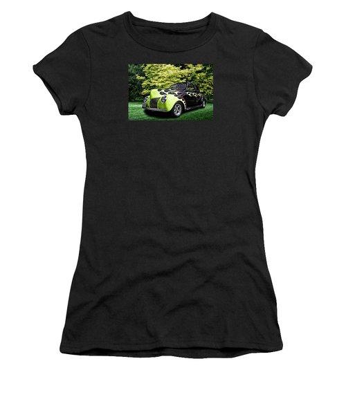 1939 Ford Coupe Women's T-Shirt (Junior Cut) by Richard Farrington