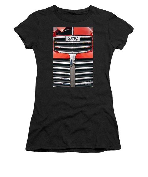 1946 Gmc Truck Grill Women's T-Shirt (Junior Cut)