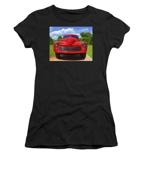 1947 Ford Women's T-Shirt (Athletic Fit)