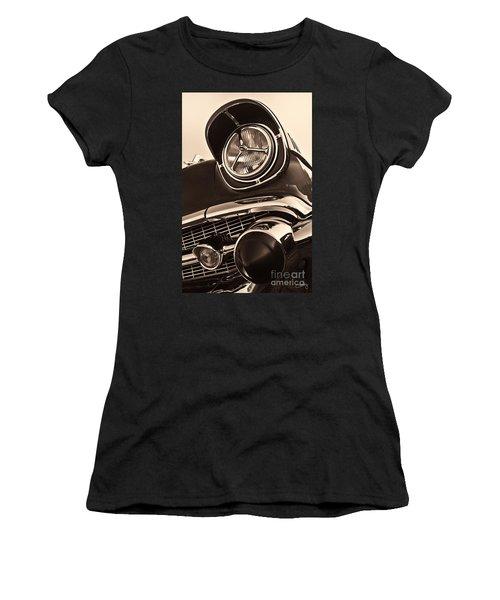 1957 Chevy Details Women's T-Shirt