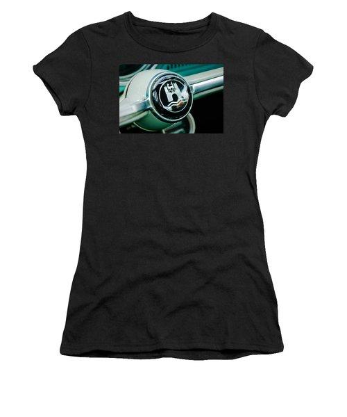 1964 Volkswagen Vw Steering Wheel Women's T-Shirt