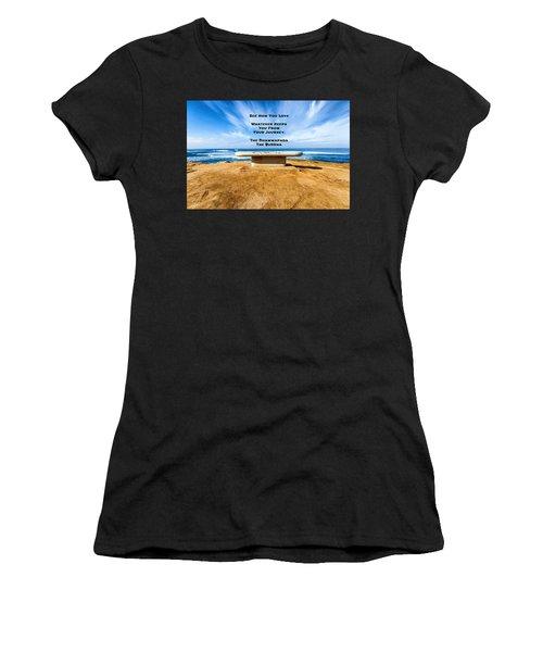 A Buddha Saying Women's T-Shirt