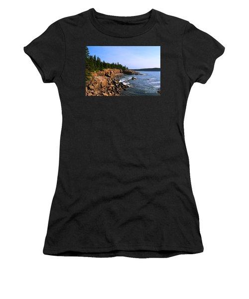 Acadia Coast Women's T-Shirt