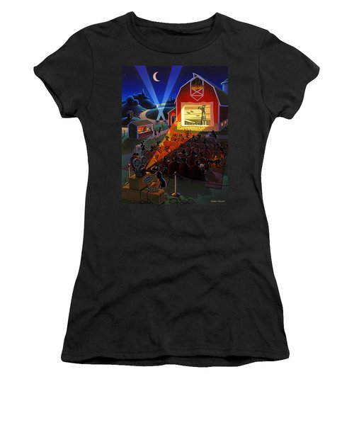 Ants At The Movies Women's T-Shirt
