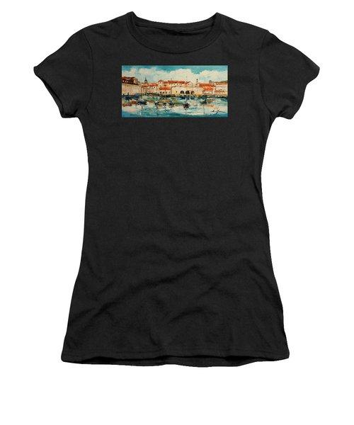 Dubrovnik - Croatia Women's T-Shirt (Athletic Fit)