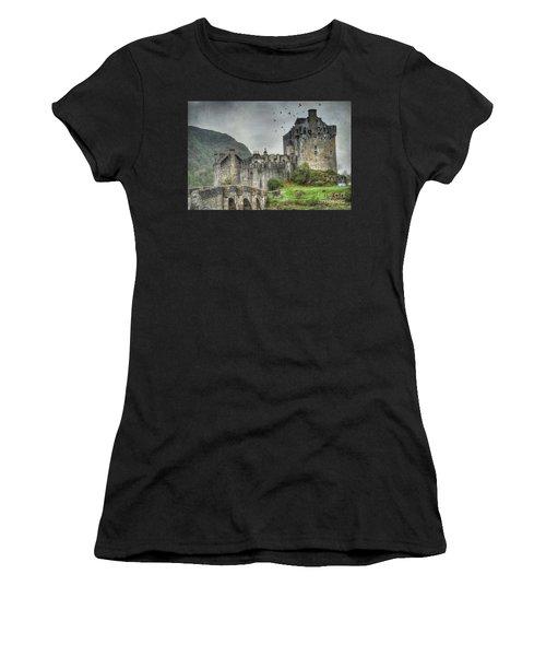 Eilean Donan Castle Women's T-Shirt