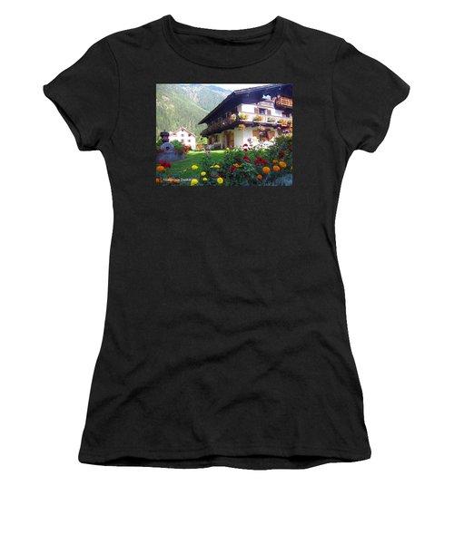 Flowery House Women's T-Shirt