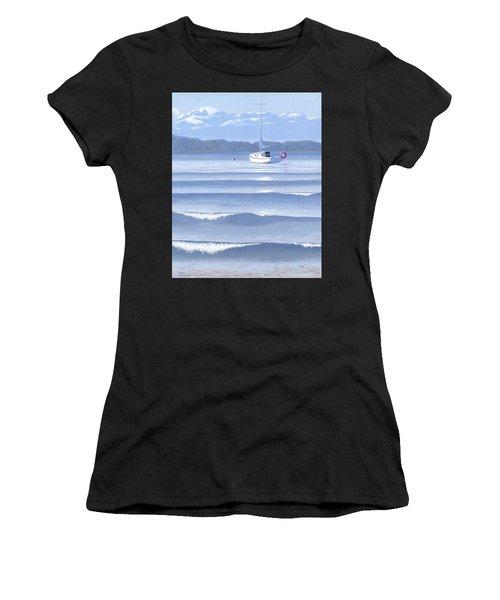 From The Beach Women's T-Shirt