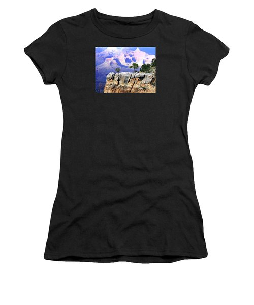 Grand Canyon 1 Women's T-Shirt (Athletic Fit)
