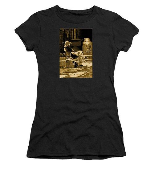 Locke Artist Women's T-Shirt