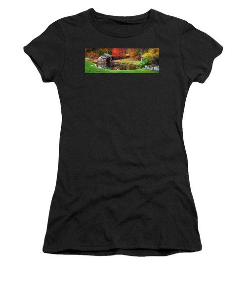 Mabry Mill Pano Women's T-Shirt