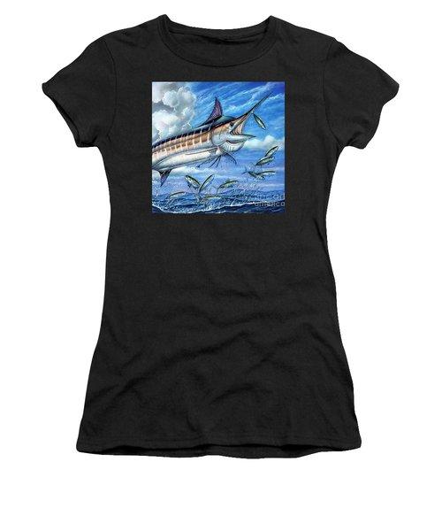 Marlin Queen Women's T-Shirt