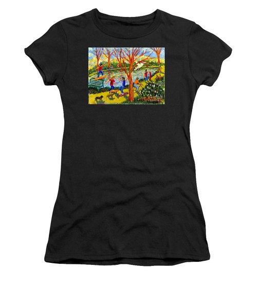 Skateboarders Women's T-Shirt