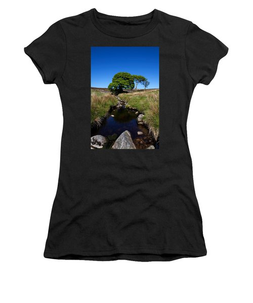 Small Group Of Trees, East Kippure Women's T-Shirt