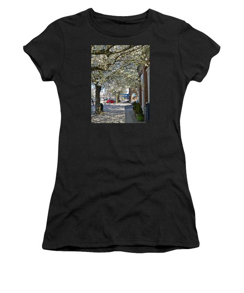 Small Town Saturday 2 Women's T-Shirt (Athletic Fit)
