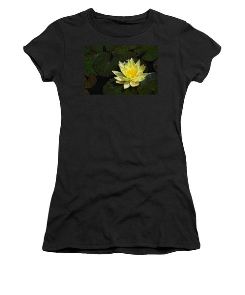 Soaking Up The Sun Women's T-Shirt (Athletic Fit)