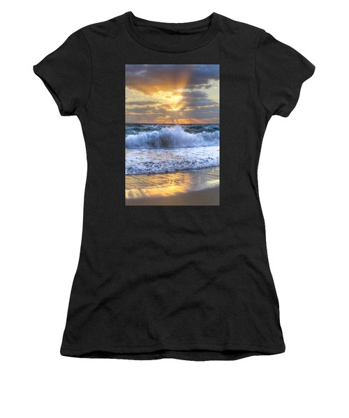 Splash Sunrise Women's T-Shirt